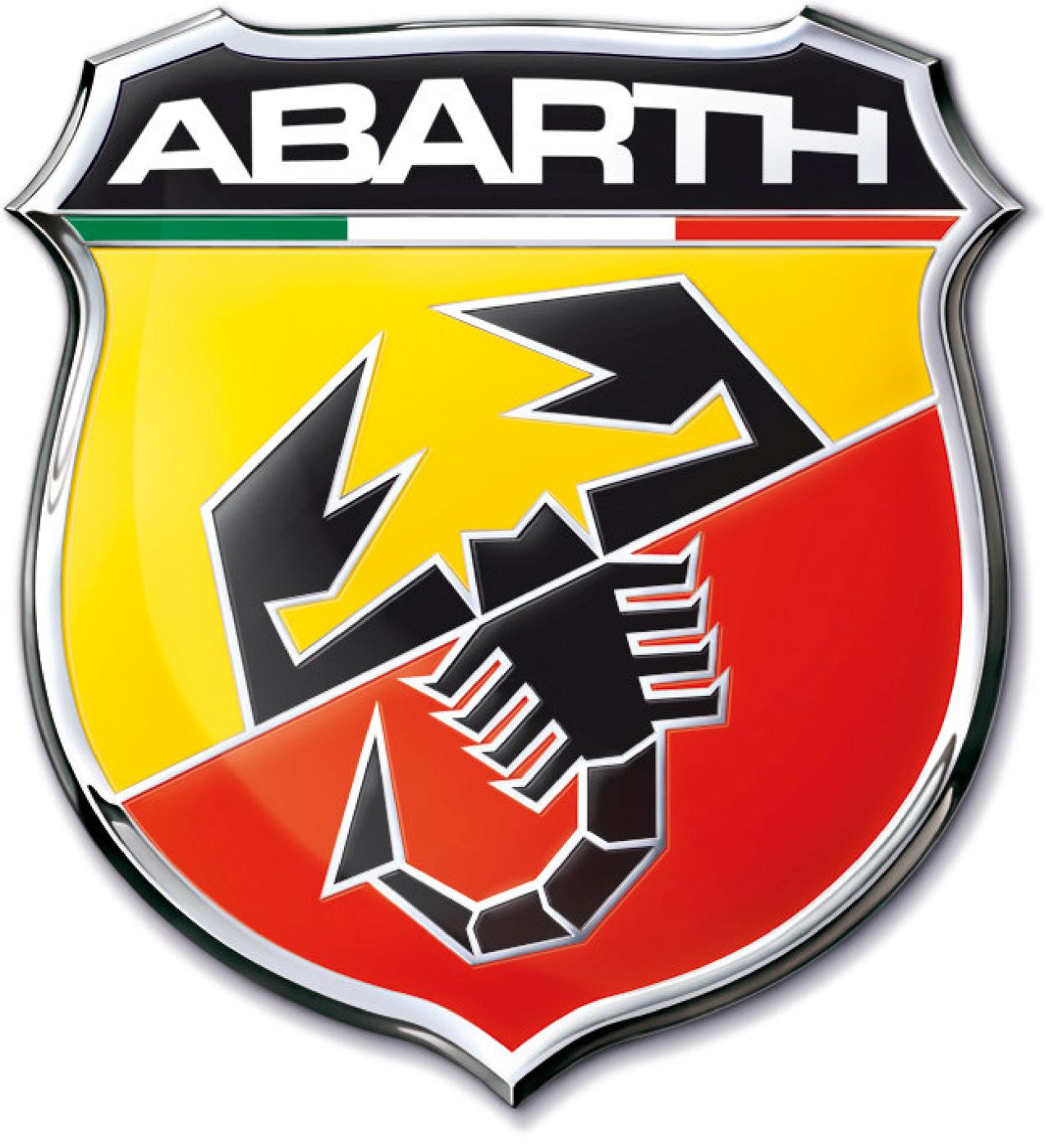 Rettungskarte Abarth