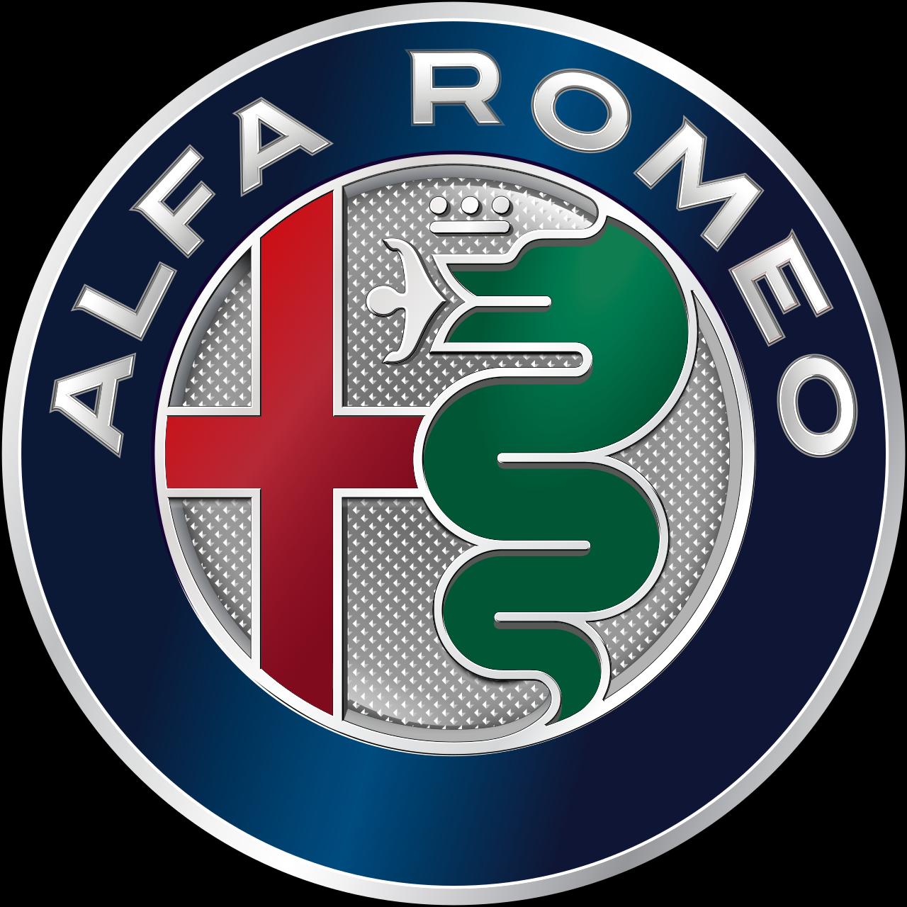 Rettungskarte Alfa Romeo