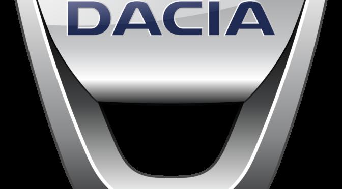 Rettungskarte Dacia
