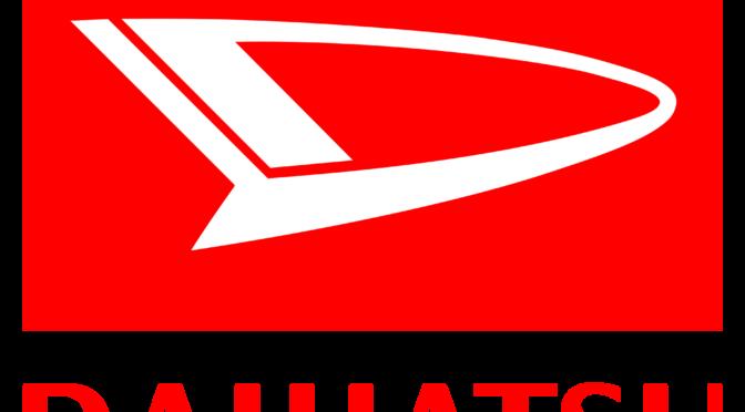 Rettungskarte Daihatsu