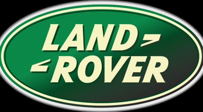 Rettungskarte Land Rover