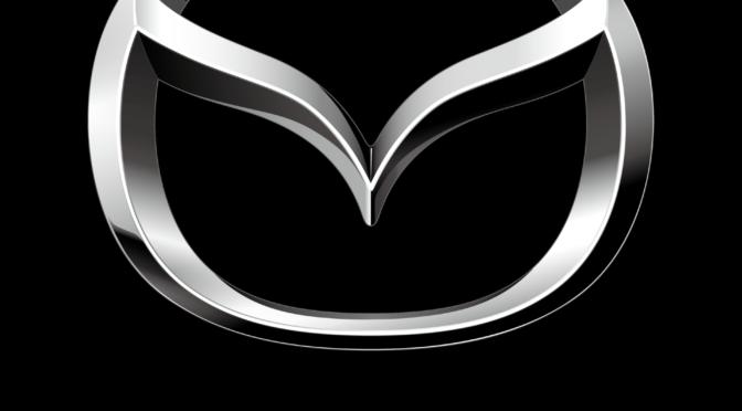 Rettungskarte Mazda