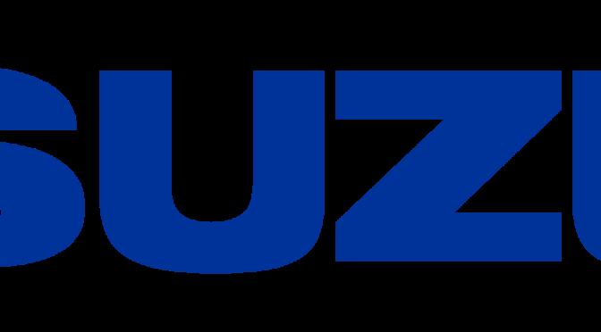 Rettungskarte Suzuki