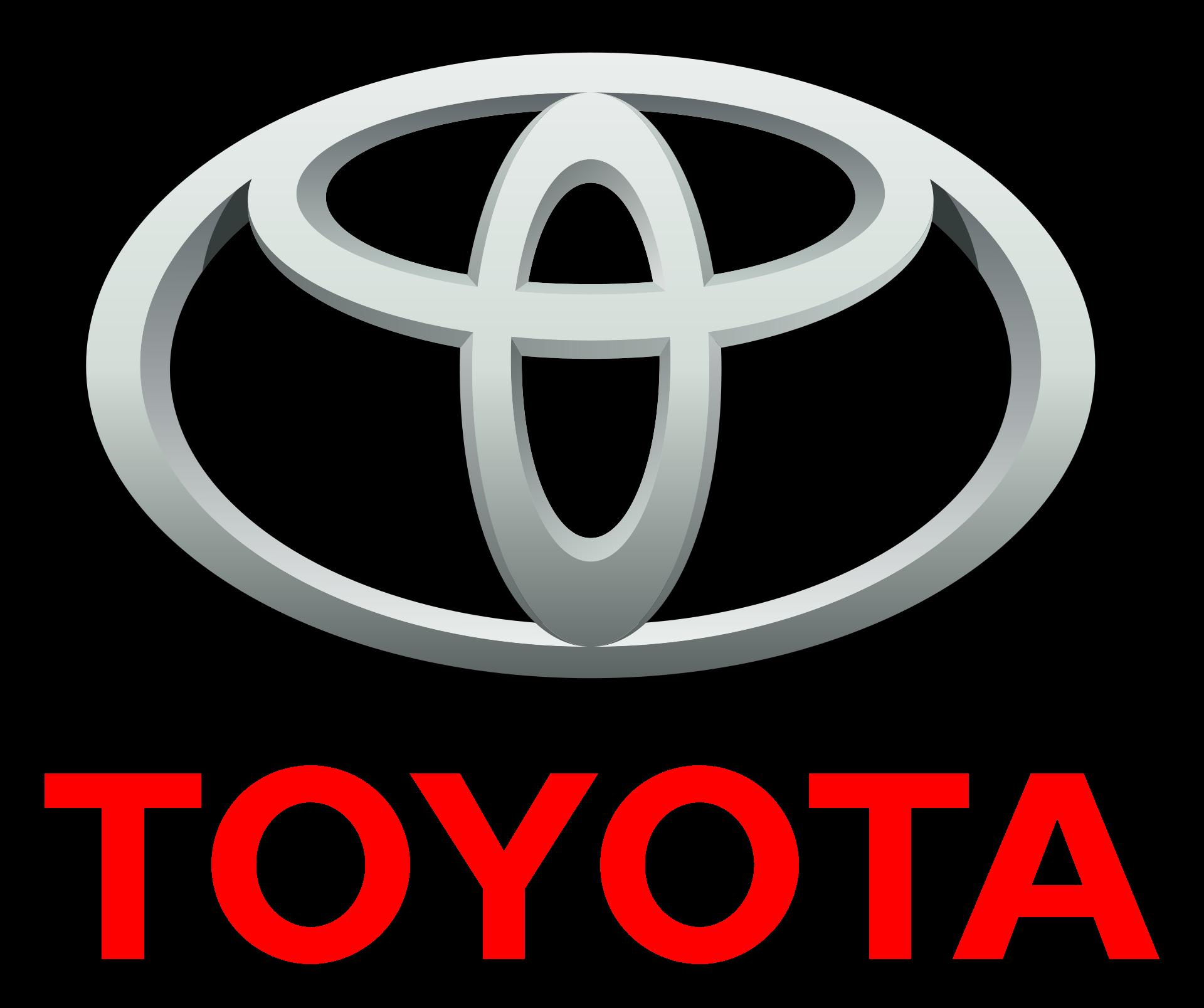 Rettungskarte Toyota